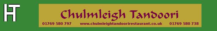 Chulmleigh Tandoori