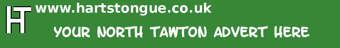 North Tawton: Your Advert Here