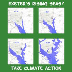 Climate Action in Exeter