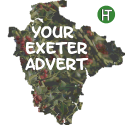 Your Exeter Advert Here